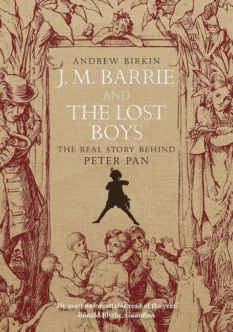 J.M. Barrie and the Lost Boys als Buch