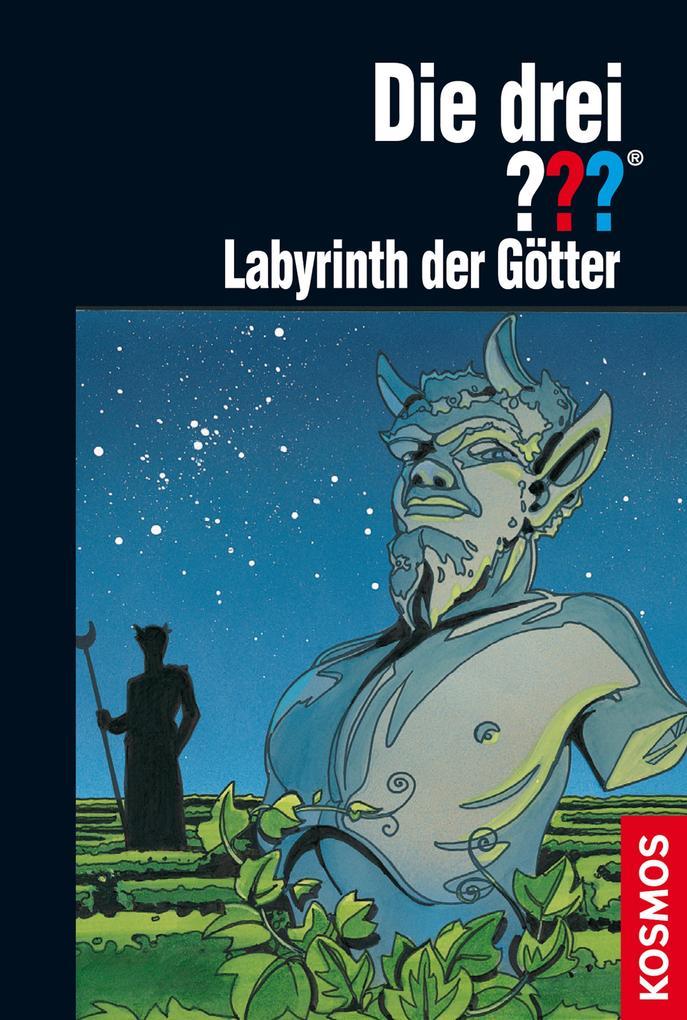 Die drei ??? Labyrinth der Götter (drei Fragezeichen) als eBook von André Marx