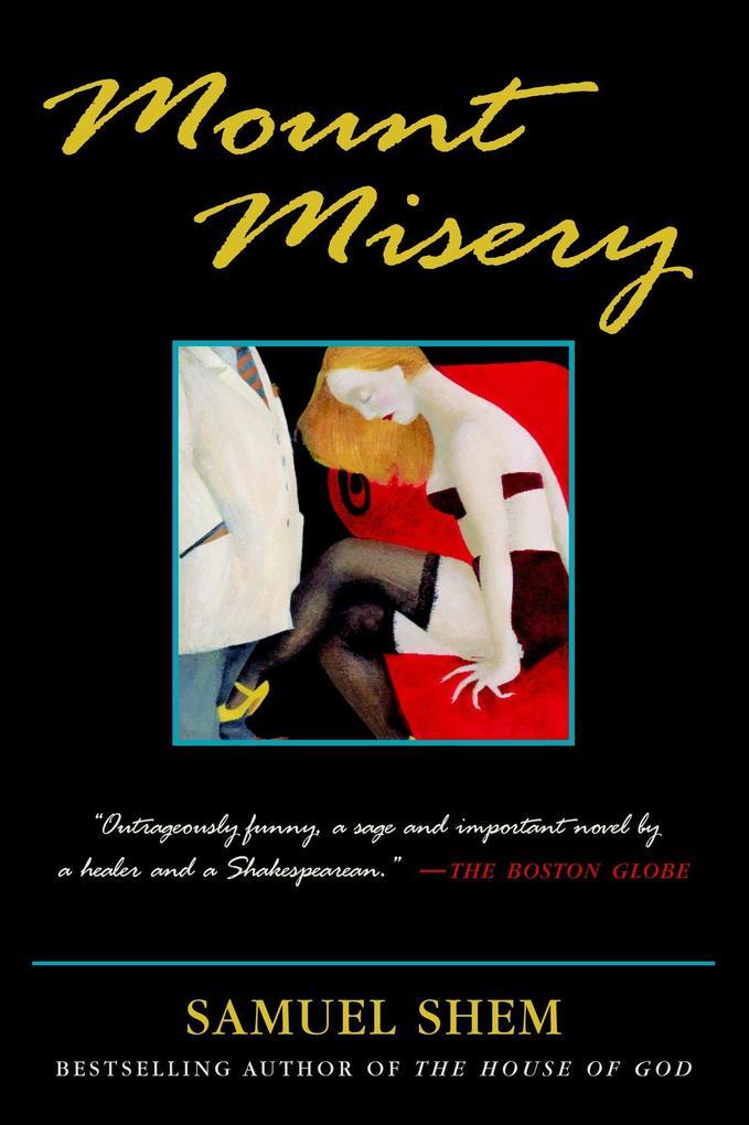 Mount Misery als Taschenbuch