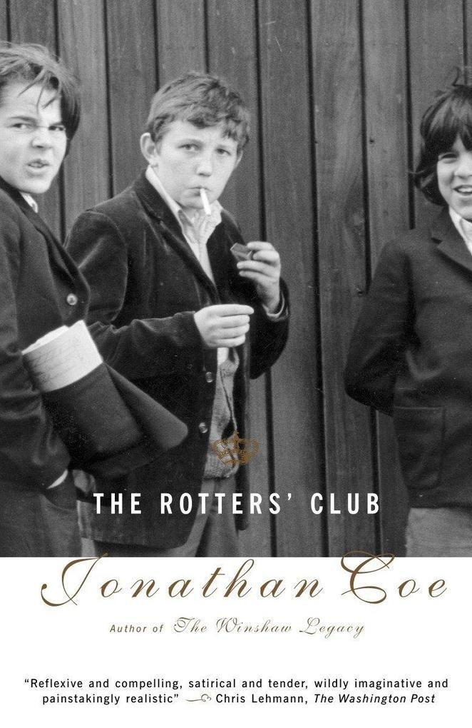 The Rotters' Club als Taschenbuch