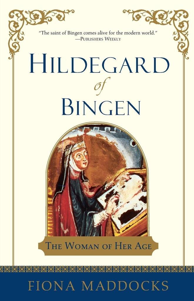 Hildegard of Bingen als Taschenbuch