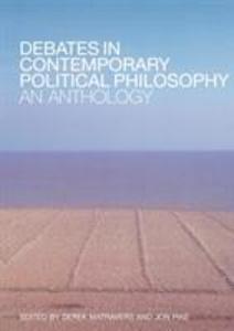 Debates in Contemporary Political Philosophy als Buch (kartoniert)