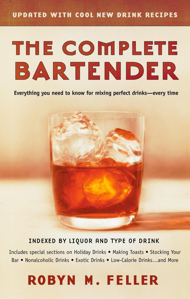 The Complete Bartender als Taschenbuch