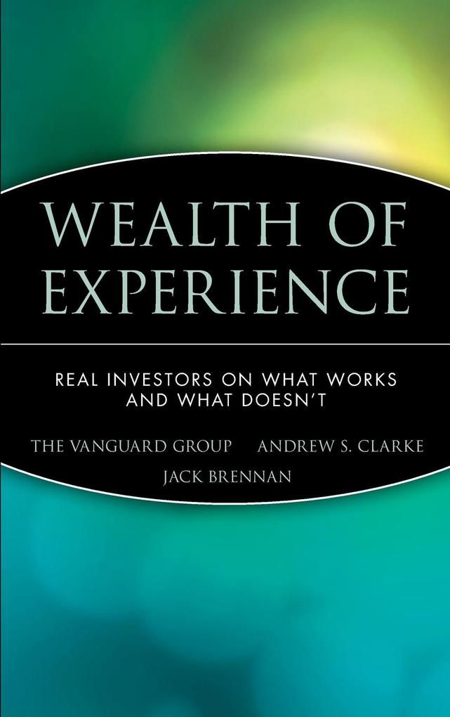 Wealth of Experience C als Buch