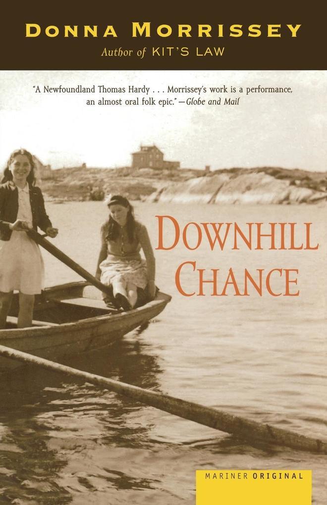 Downhill Chance als Taschenbuch