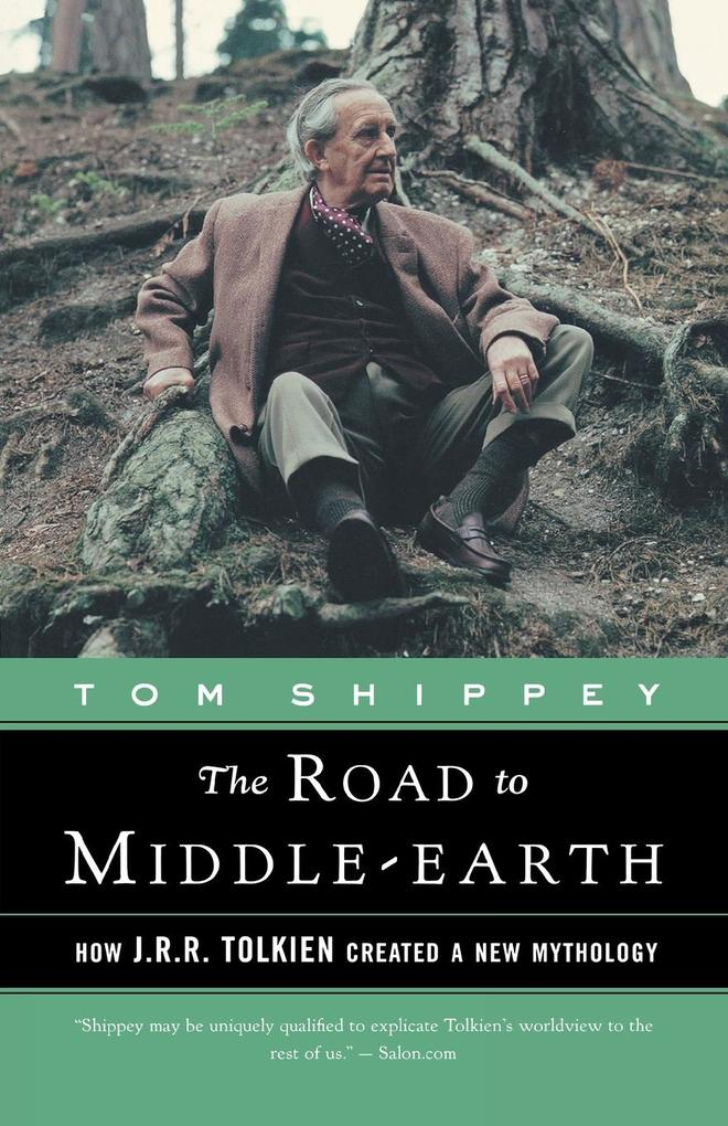 The Road to Middle-Earth als Taschenbuch