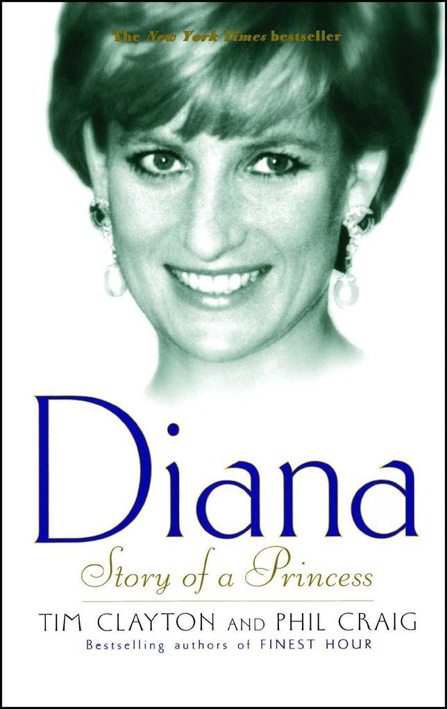 Diana: Story of a Princess als Taschenbuch