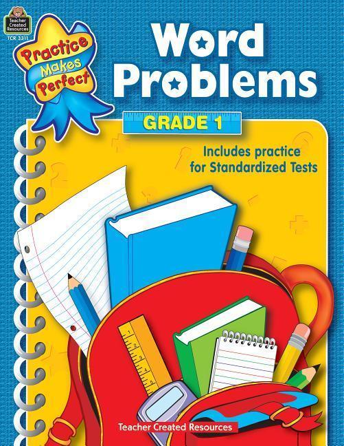 Word Problems Grade 1 als Taschenbuch