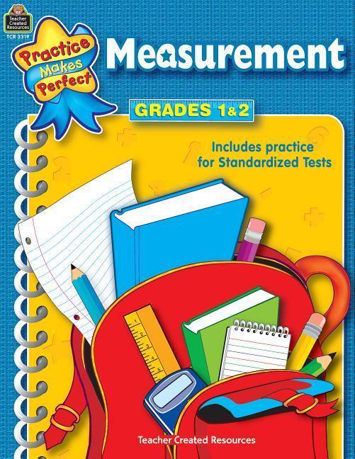 Measurement Grades 1-2 als Taschenbuch