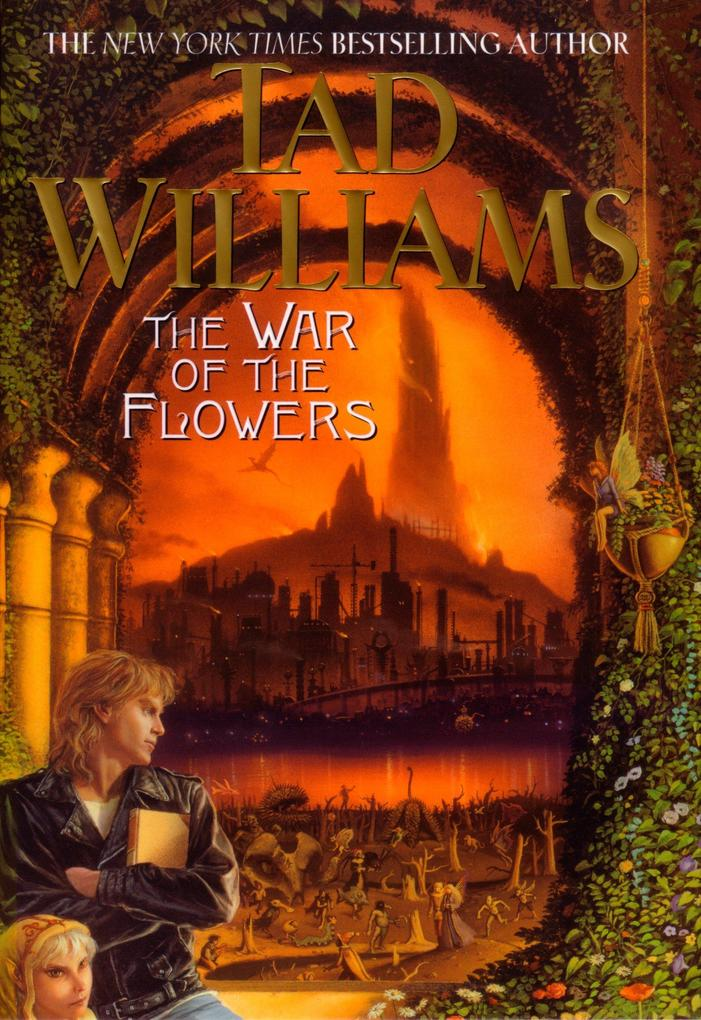 The War of the Flowers als Buch