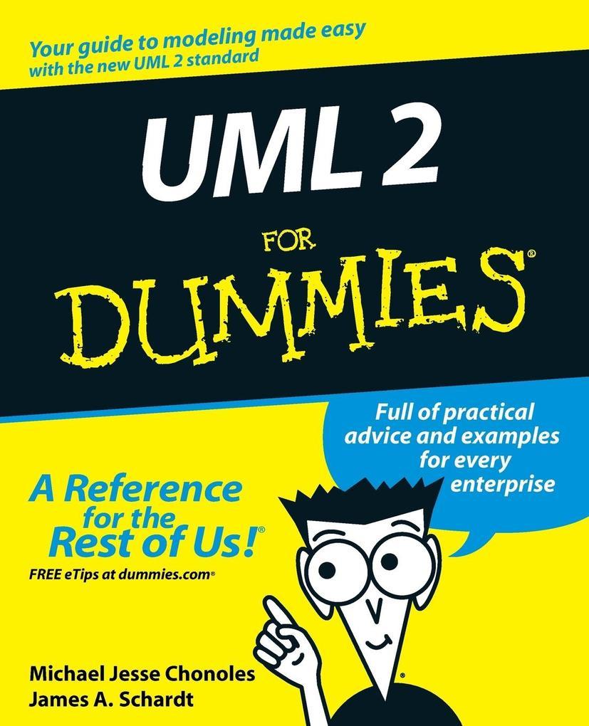 UML 2 for Dummies als Buch