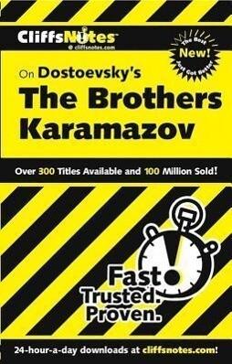 On Dostoevsky's the Brothers Karamazov als Buch