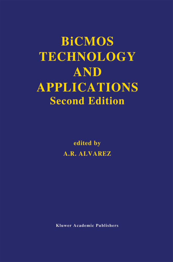 BiCMOS Technology and Applications als Buch
