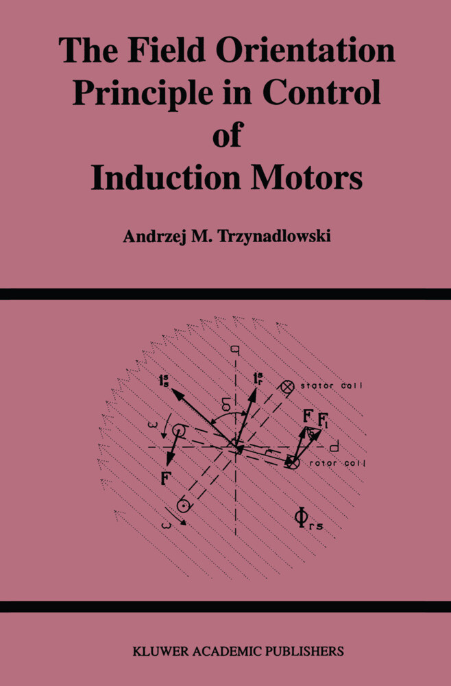 The Field Orientation Principle in Control of Induction Motors als Buch