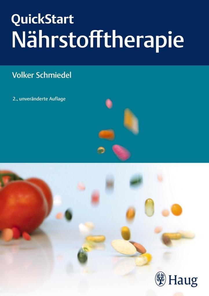 QuickStart Nährstofftherapie als eBook