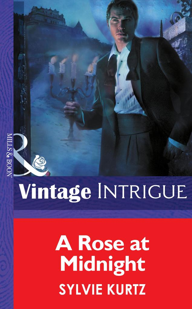 A Rose At Midnight (Mills & Boon Intrigue) (Ecl...