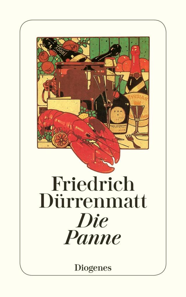 Die Panne als eBook von Friedrich Dürrenmatt