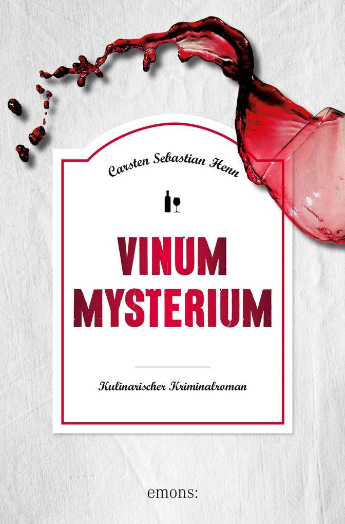 Vinum Mysterium als eBook von Carsten S Henn