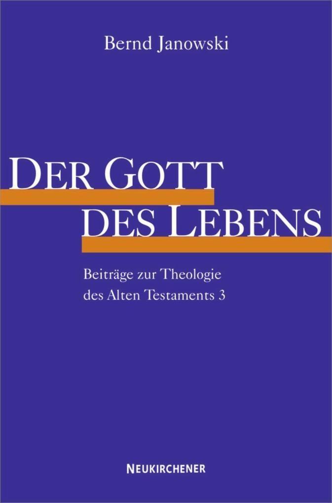 Der Gott des Lebens als Buch