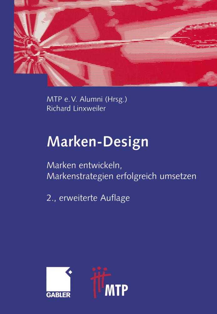 Marken-Design als Buch