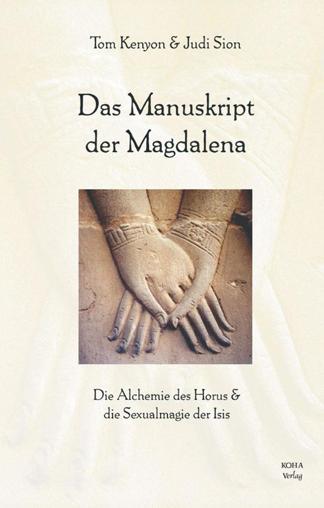 Das Manuskript der Magdalena als Buch