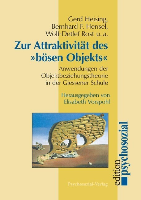 Zur Attraktivität des »bösen Objekts« als Buch