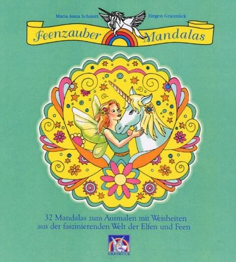 Feenzauber Mandalas als Buch