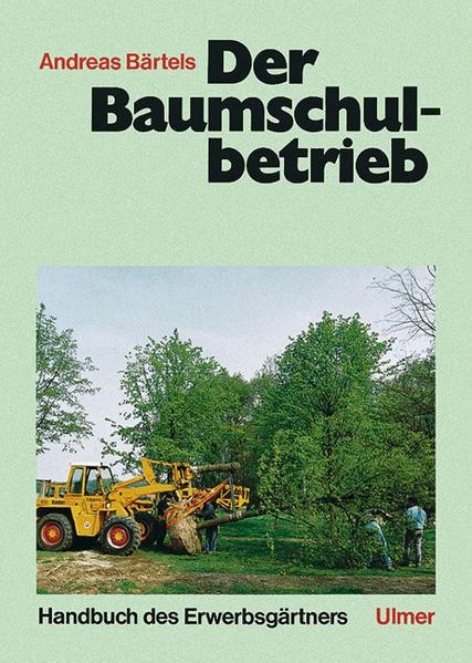 Der Baumschulbetrieb als Buch