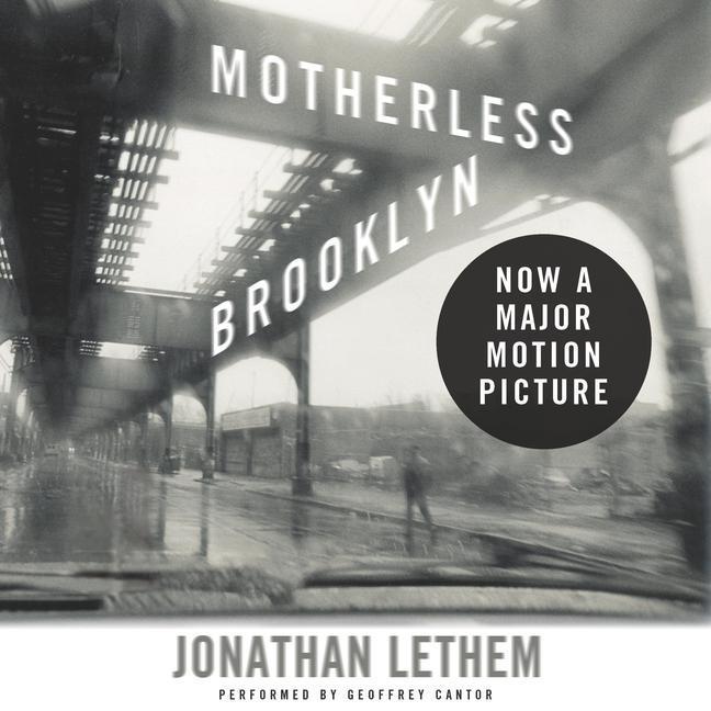 Motherless Brooklyn als Hörbuch