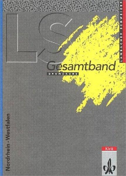 Lambacher-Schweizer. Gesamtband. Nordrhein-Westfalen als Buch