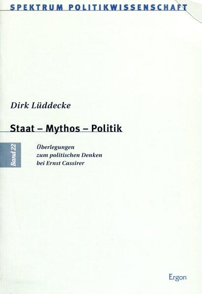 Staat - Mythos - Politik als Buch