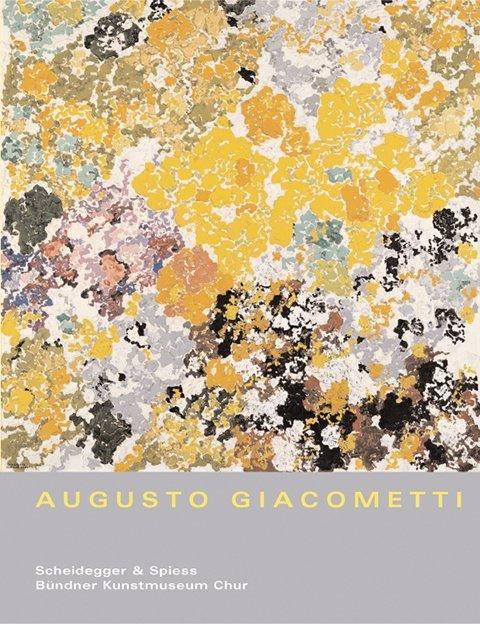 Augusto Giacometti als Buch