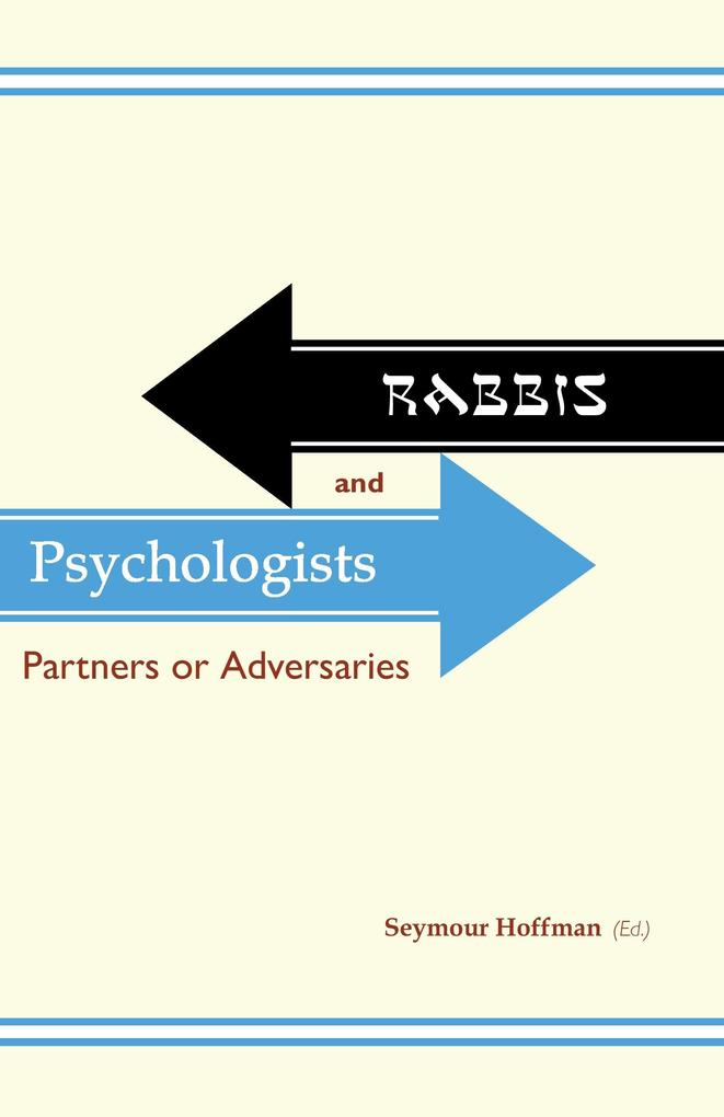 Rabbis and Psychologists als Buch