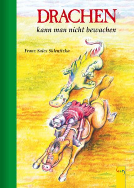 Drachen kann man nicht bewachen als Buch