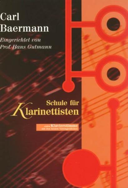 Schule für Klarinettisten als Buch