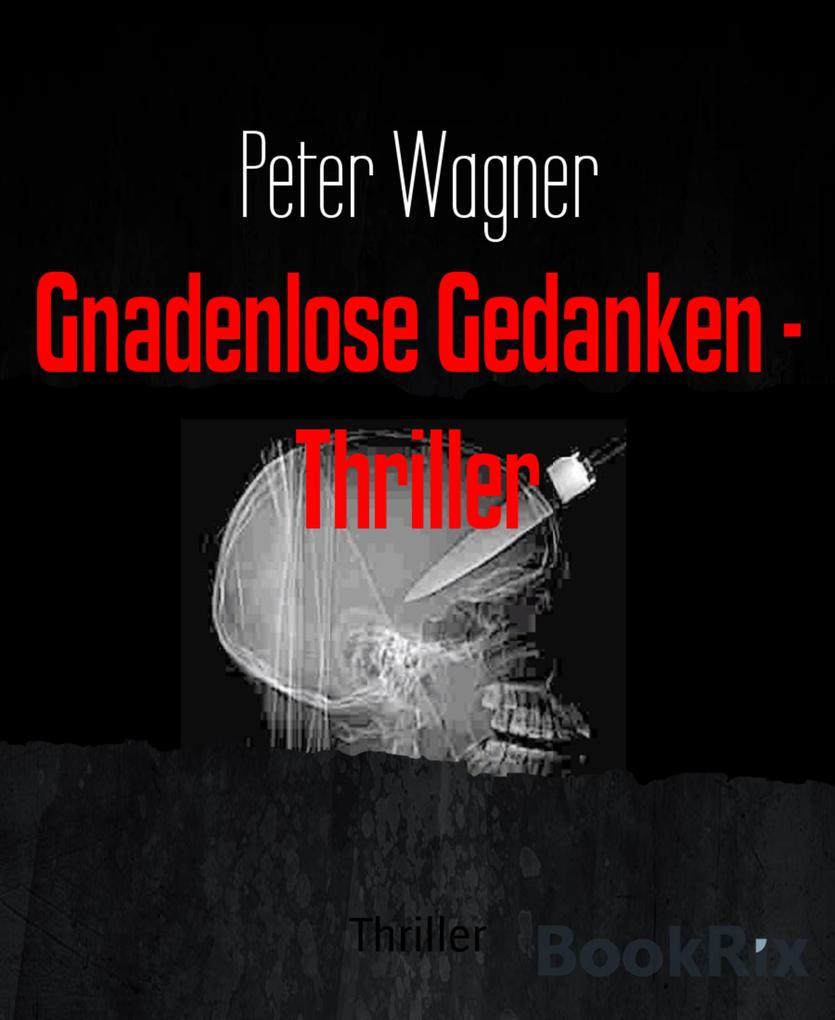 Gnadenlose Gedanken - Thriller als eBook von Peter Wagner