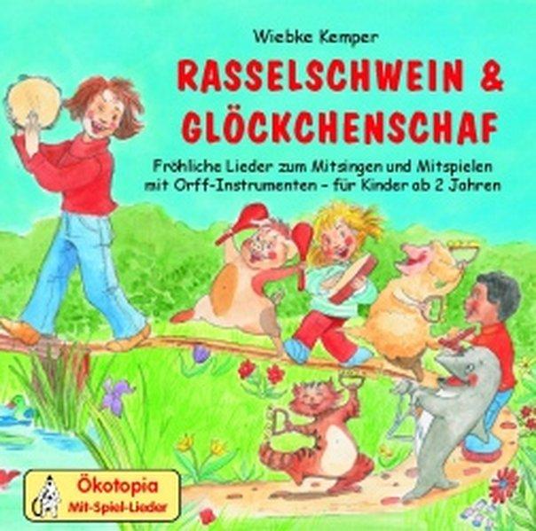 Rasselschwein Und Glöckchenschaf als CD