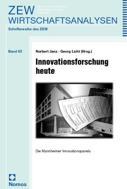 Innovationsforschung heute als Buch