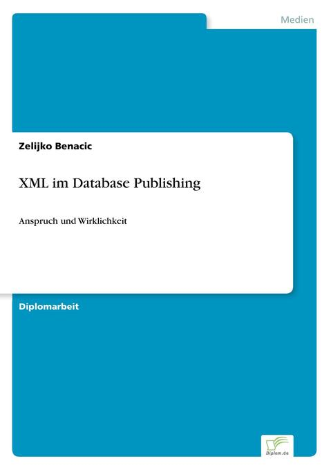 XML im Database Publishing als Buch
