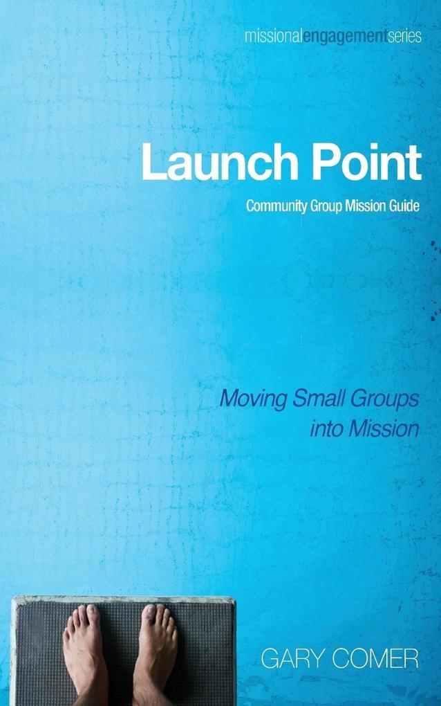 Launch Point als Taschenbuch von