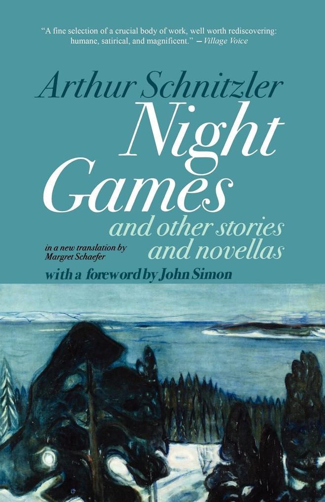 Night Games: And Other Stories and Novellas als Taschenbuch