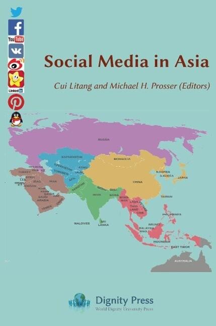 Social Media in Asia als Taschenbuch von