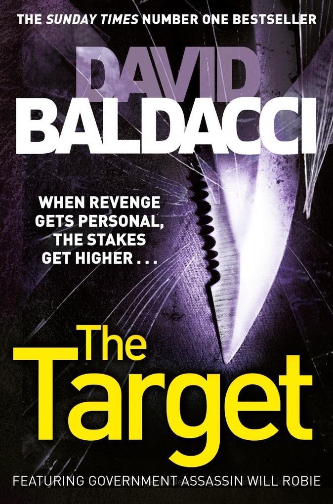 The Target als Taschenbuch von David Baldacci