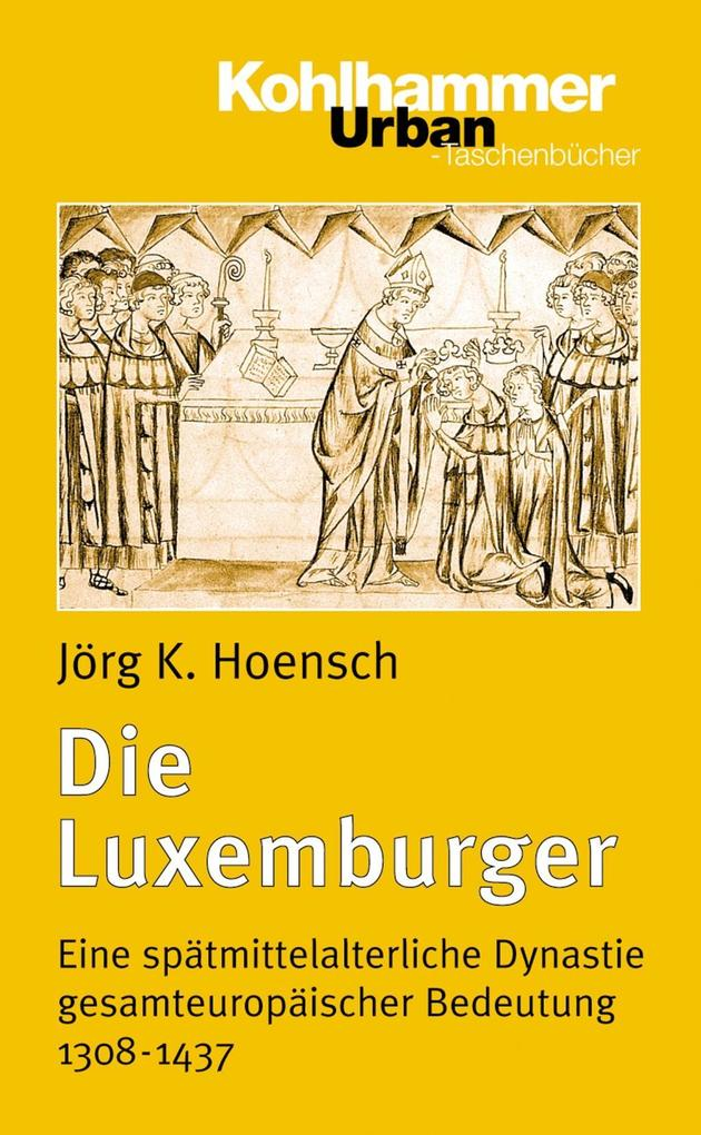 Die Luxemburger als eBook