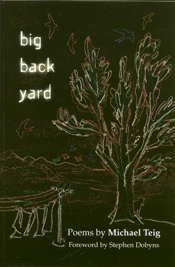 Big Back Yard als Taschenbuch