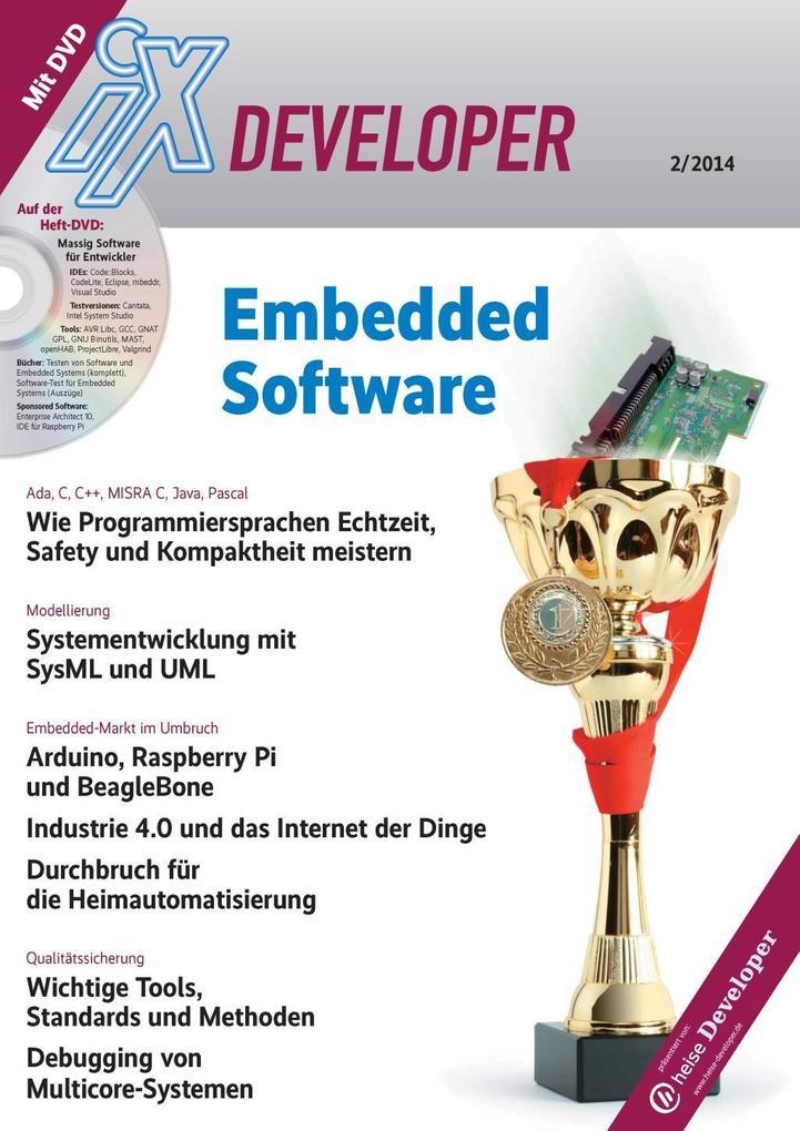 iX Developer - Embedded Software als eBook