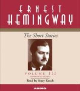 The Short Stories Volume III als Hörbuch