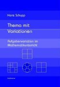 Thema mit Variationen als Buch
