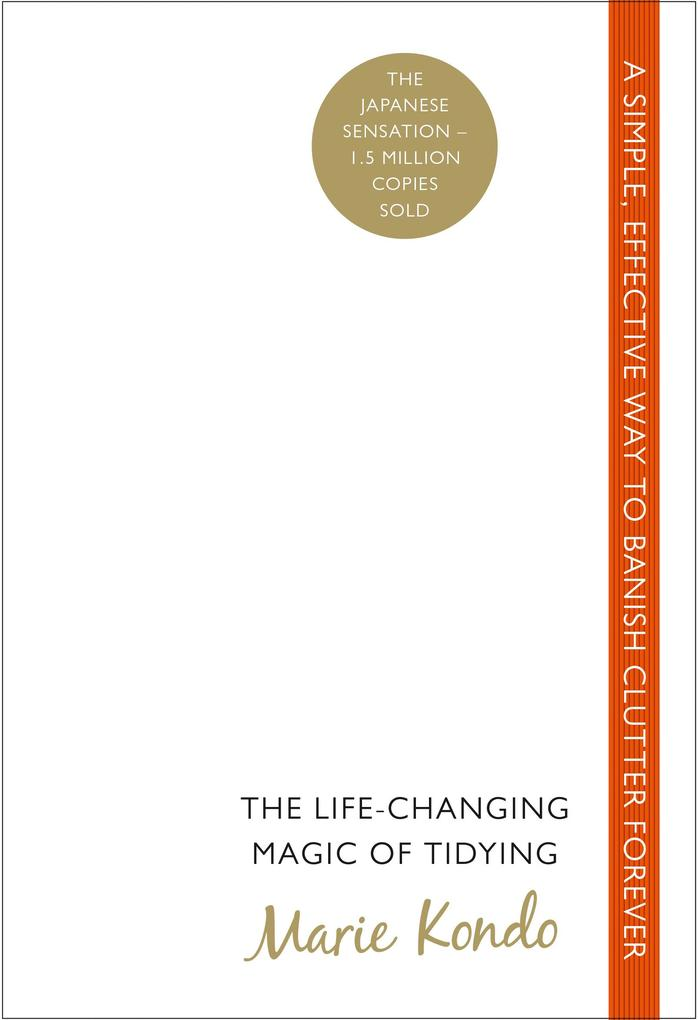 The Life-Changing Magic of Tidying als eBook