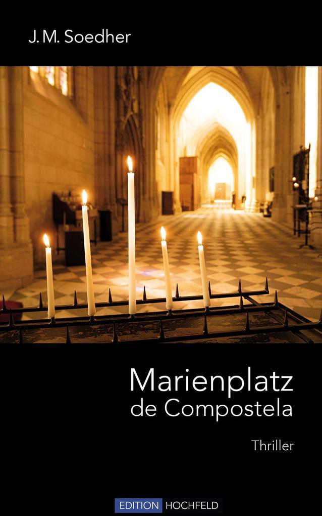 Marienplatz de Compostela als eBook